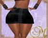 M Mini Black Skirt