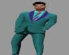 [BRI]Teal-Purp Full Suit