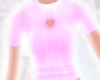 Heartsy Shirt Purple