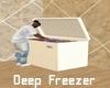 (stocked) Deep Freezer