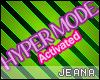 !J! Hyper Head Sign