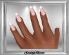 French Nails Dainty