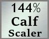 Scale Calf Calve 144% MA