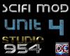 S954 SciFi Mod Unit 4