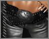 *A* Leather Pants Black