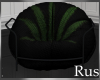 Rus Weed Pouf Chair