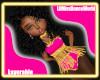 LilMiss Gold Fringe F