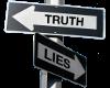 ! Truth & Lies Pop-up