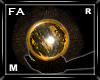 (FA)HandOrbMR Gold