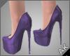 ~AK~ Fall Heels: Plum