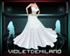 WEDDING DRESS LILA