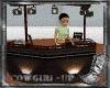 Gentlemens Club DJ Booth