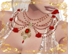Crimson Goddess Necklace