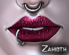 Dark Cherry Lipstick