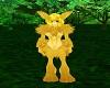Bunny Furkini Yellow F