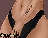 P. Love Arm tattoo