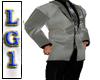 LG1 Grey & Blk Full Suit