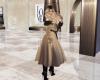 !RRB! Fashion Coat Dress