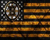 Boston Bruins GrungeFlag