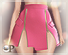 Fall Skirt Pink