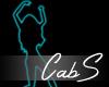 CS PB Club Neon Girl III