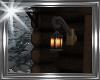 ! winter lantern.