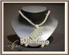 Custom Djenayo Necklace