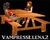 A Picnic Table Set
