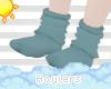 H! Blues Sockies
