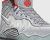 Pure Platinum Foams