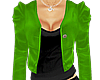 *T* Casual Blazer Top