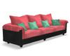 Pastel Sofa M