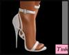 pez white heels
