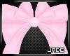 Huge Pink kawaii bow :J: