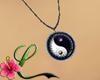 Colgante ying yang