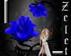 Blue Rose Seat