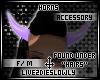 .L. Pastel Horns