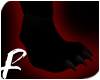 ` WOLF - Black Paws