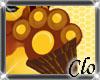 [Clo]HonYbear Paws F/M