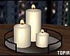 """ Starter Apt Candles."