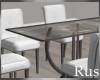 Rus Dining Set Empty