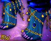 Genie Feets - B