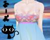 R Summer Dress Blue
