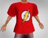 (C) Flash T-shirt
