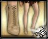 DD Lucy Boots Bone