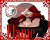 Simone hair red rage