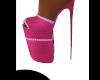 Pink Glam dia shoe