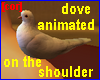 [cor] Animated dove