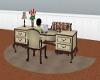 Cream of Essence Desk