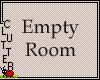 C~ Empty Room Mesh